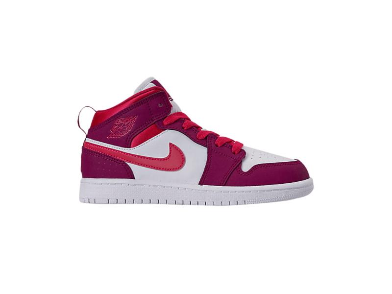Air Jordan 1 Mid PS True Berry Rush Pink