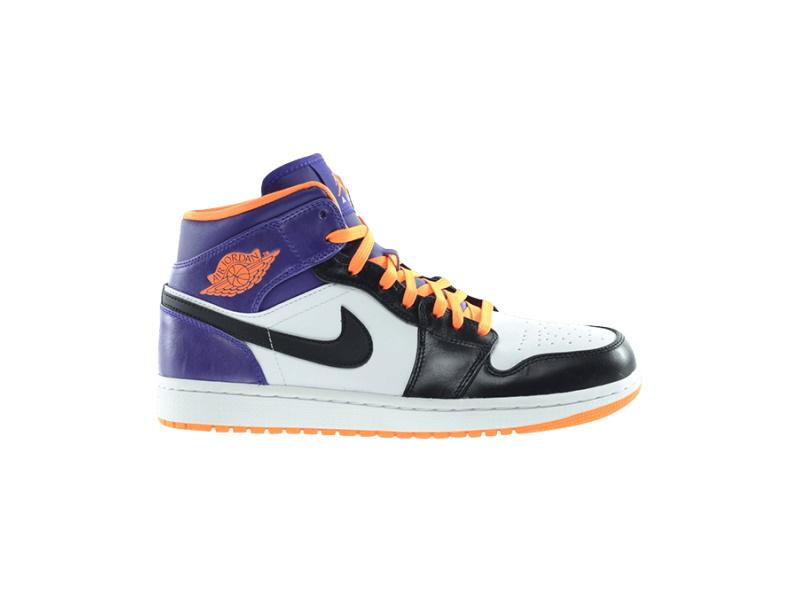 Air Jordan 1 Mid Phoenix Suns