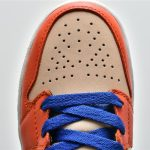 Air Jordan 1 Mid SE GS Team Orange 10