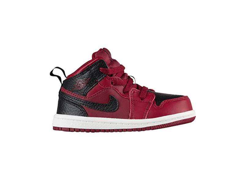 Air Jordan 1 Mid TD Team Red