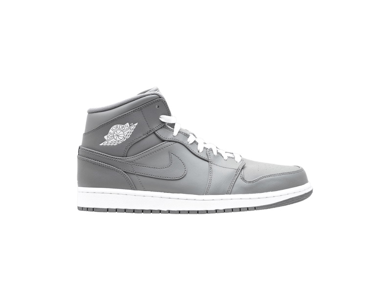Air Jordan 1 Retro Mid Cool Grey 1
