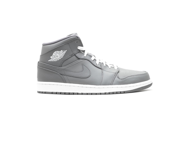 Air Jordan 1 Retro Mid Cool Grey