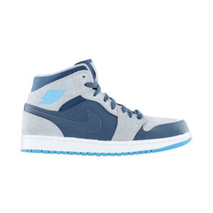 Air Jordan 1 Retro Mid Dark Powder Blue 1
