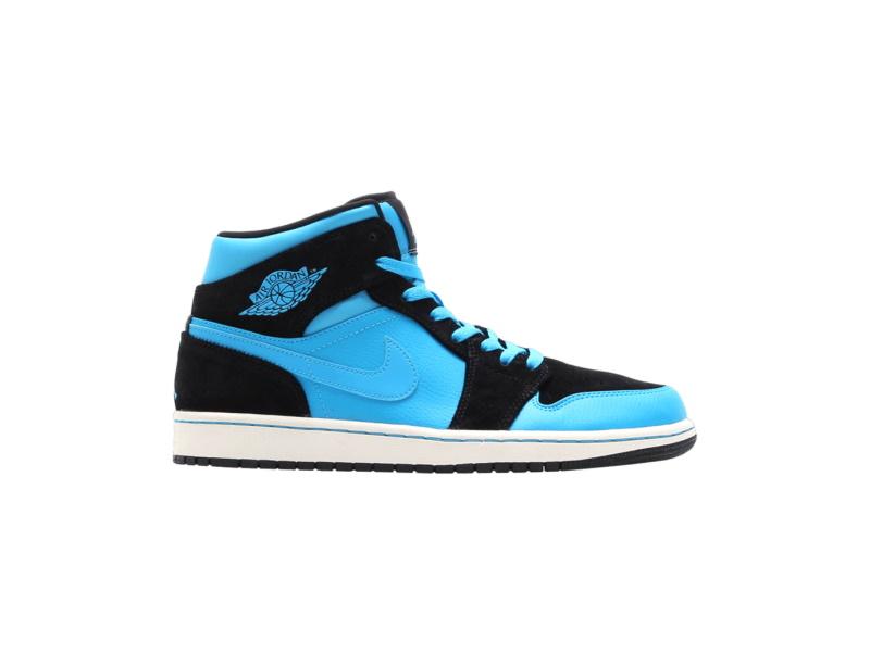 Air Jordan 1 Retro Mid Dark Powder Blue