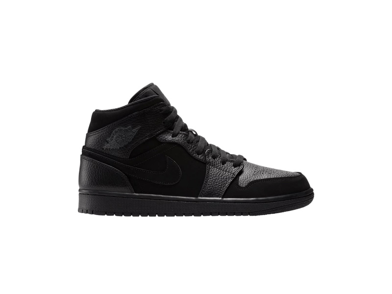 Air Jordan 1 Retro Mid Dark Smoke