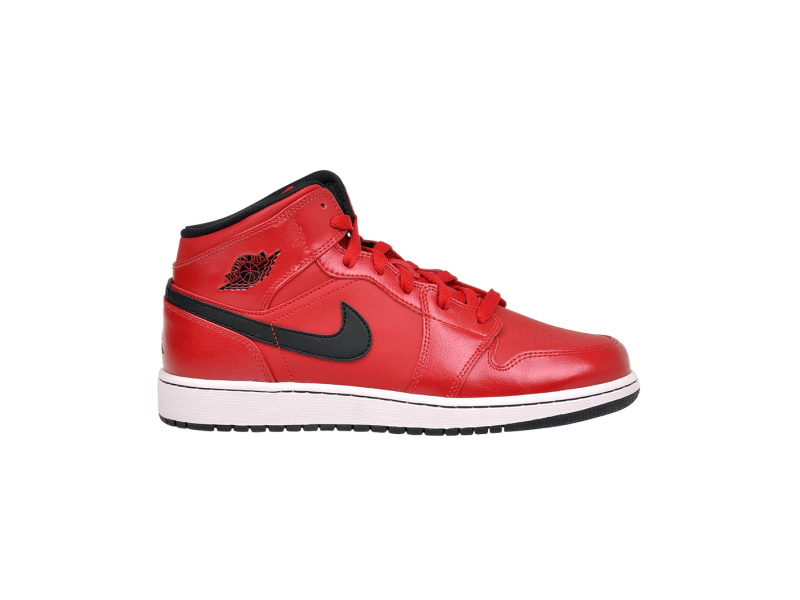 Air Jordan 1 Retro Mid GS Gym Red 1