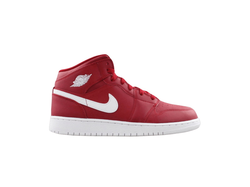 Air Jordan 1 Retro Mid GS Gym Red 2.0