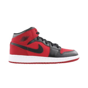 Air Jordan 1 Retro Mid GS Gym Red