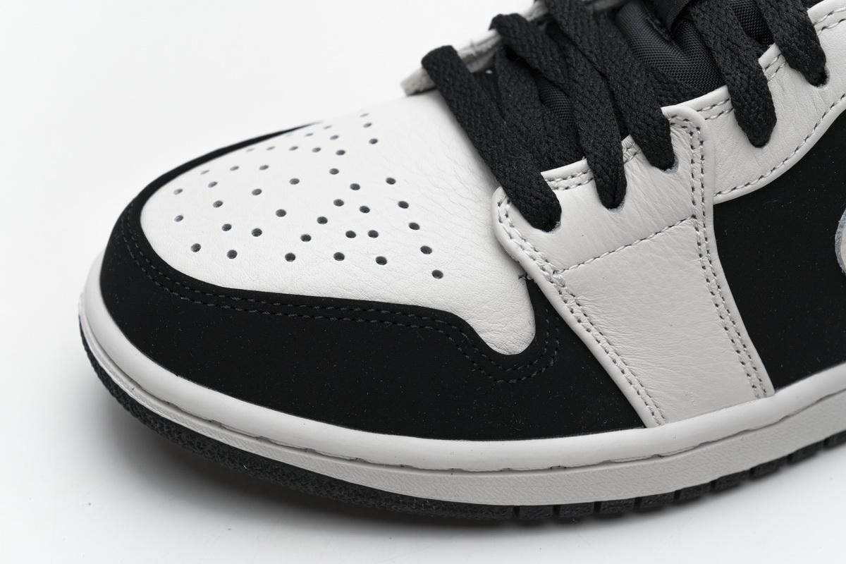 Air Jordan 1 Retro Mid GS White 11
