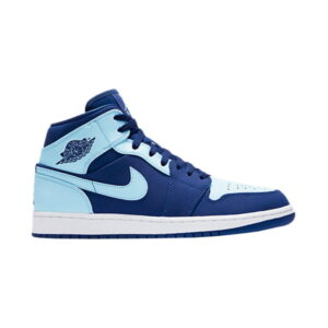 Air Jordan 1 Retro Mid Ice Blue