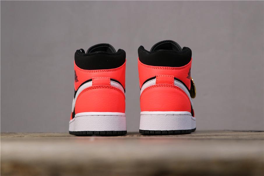 Air Jordan 1 Retro Mid Infrared 23 3