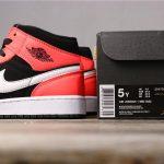 Air Jordan 1 Retro Mid Infrared 23 8