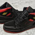 Air Jordan 1 Retro Mid Last Shot 4