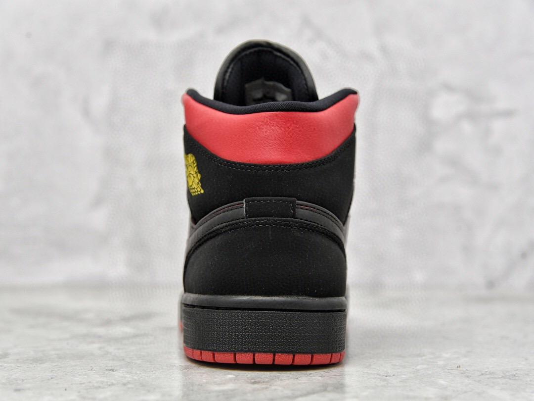 Air Jordan 1 Retro Mid Last Shot 5