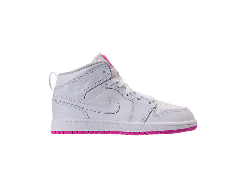Air Jordan 1 Retro Mid PS Fuchsia Blast