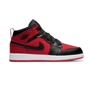 Air Jordan 1 Retro Mid PS Gym Red