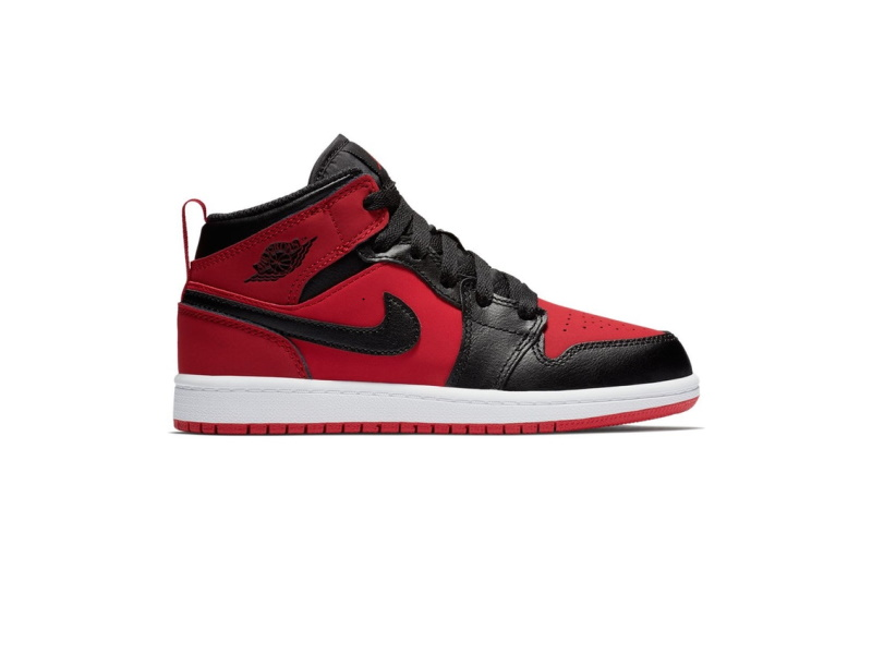 Air Jordan 1 Retro Mid PS Gym Red