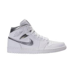 Air Jordan 1 Retro Mid Pure Money