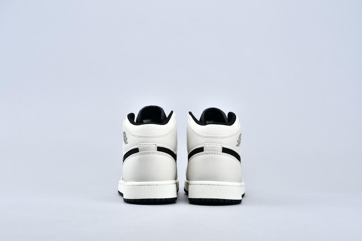 Air Jordan 1 Retro Mid SE Light Bone 6