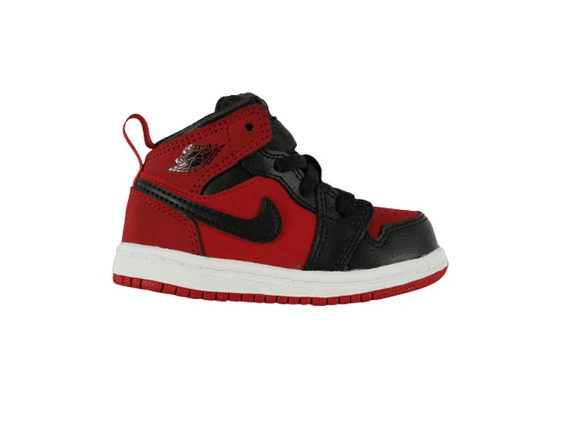 Air Jordan 1 Retro Mid TD Gym Red