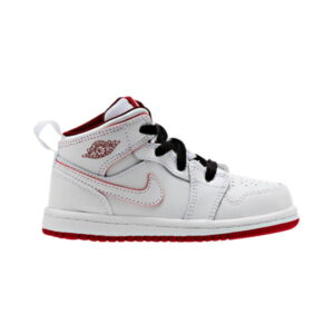 Air Jordan 1 Retro Mid TD White Red