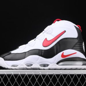 Nike Air Max Uptempo 95 White Red Black 1