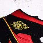 Wmns Air Jordan 1 Retro Mid Hot Punch Volt 8