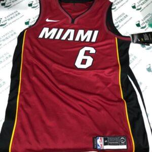 2020 NBA Finals Bound Miami Heat Custom 00 Red BLM Statement 1