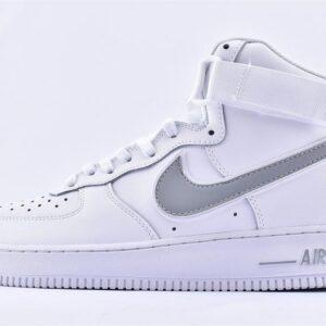 Air Force 1 High 07 White Wolf Grey 1