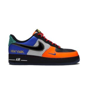 Air Force 1 Low 07 What The NYC