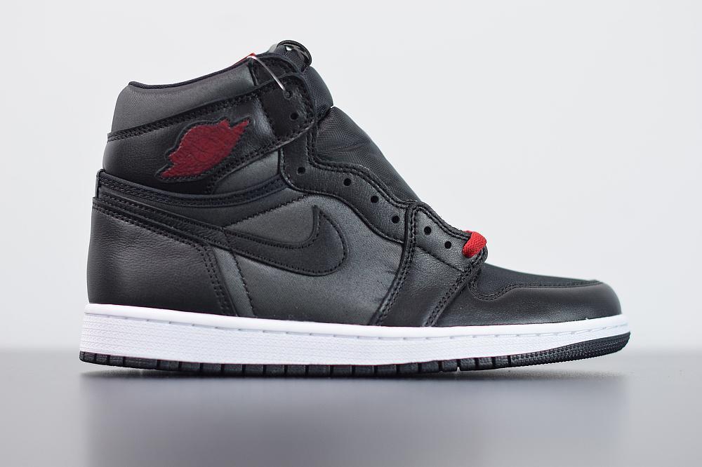 Air Jordan 1 Retro High OG Black Gym Red 10