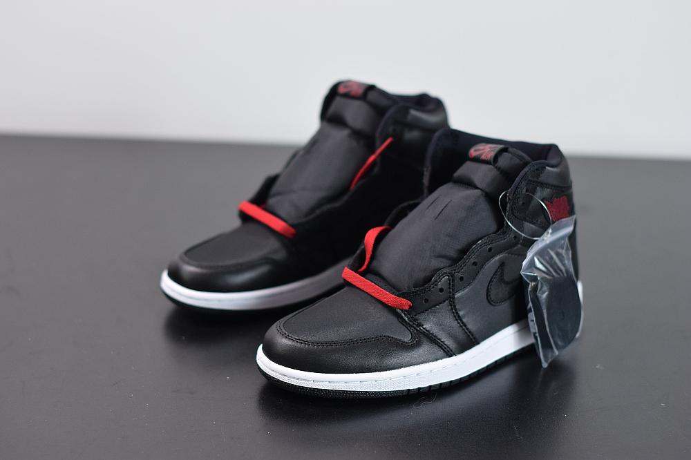 Air Jordan 1 Retro High OG Black Gym Red 13