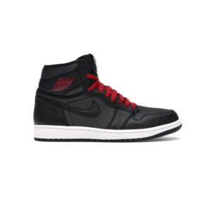 Air Jordan 1 Retro High OG Black Gym Red