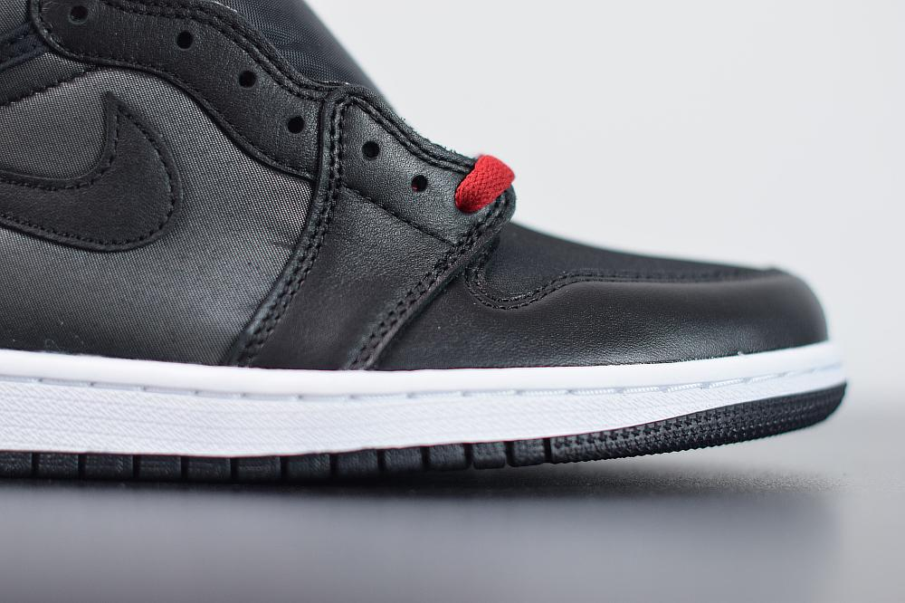 Air Jordan 1 Retro High OG Black Gym Red 8