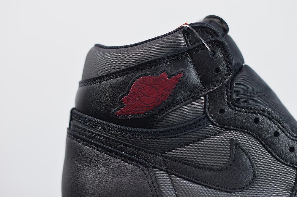 Air Jordan 1 Retro High OG Black Gym Red 9