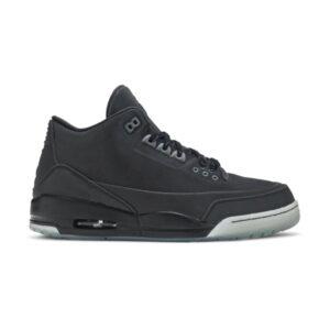 Air Jordan 3 5Lab3 Reflective Black
