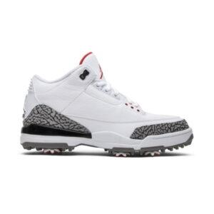 Air Jordan 3 Golf White Cement