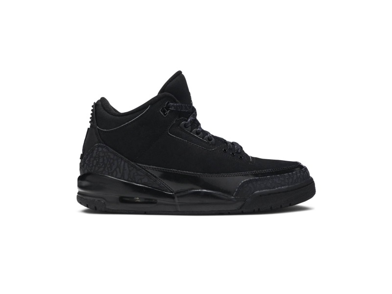 Air Jordan 3 Retro Black Cat