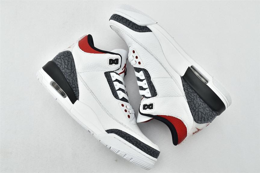 Air Jordan 3 Retro Denim SE Fire Red 5