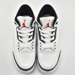 Air Jordan 3 Retro Denim SE Fire Red 8