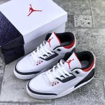 Air Jordan 3 Retro Denim SE GS Fire Red 2