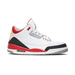 Air Jordan 3 Retro Fire Red 2007