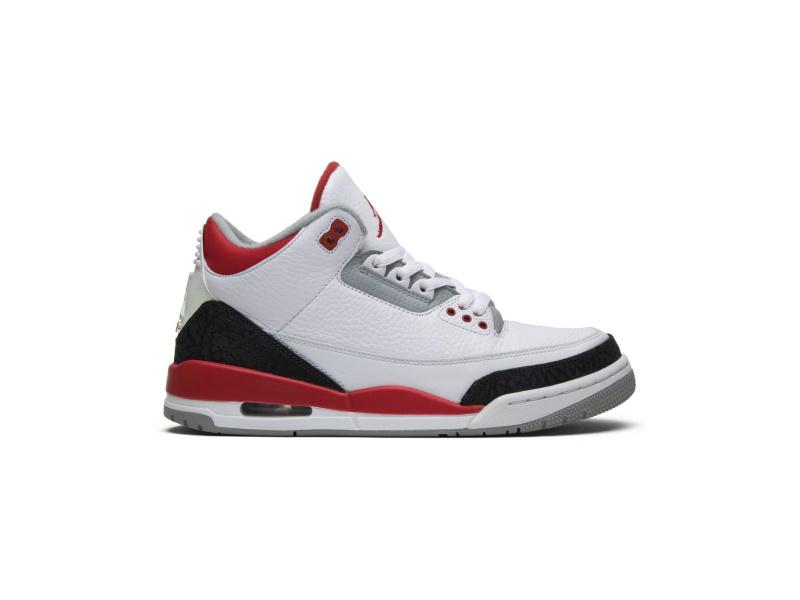 Air Jordan 3 Retro Fire Red 2013 1
