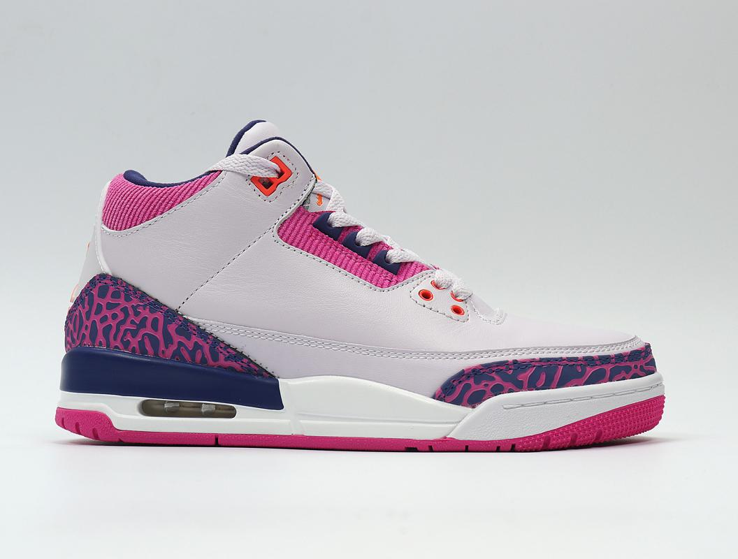 Air Jordan 3 Retro GG Barely Grape GS 1