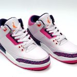Air Jordan 3 Retro GG Barely Grape GS 5