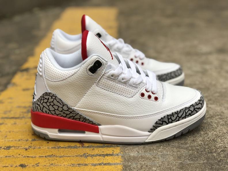 Air Jordan 3 Retro GS Hall of Fame 1 1
