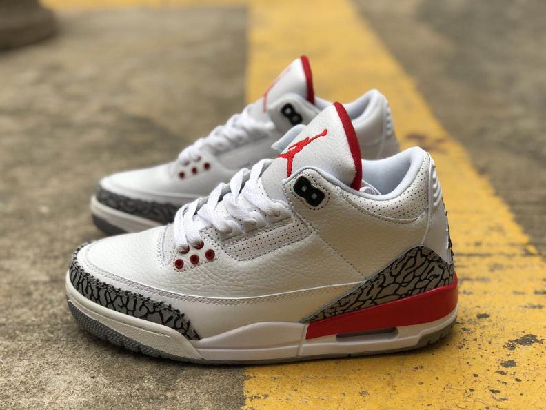 Air Jordan 3 Retro GS Hall of Fame 4