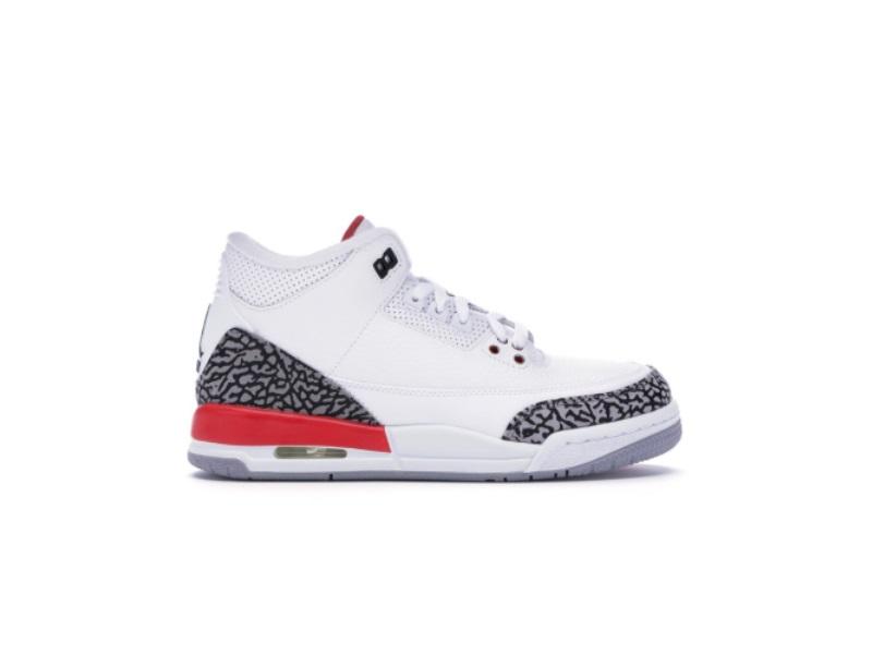 Air Jordan 3 Retro GS Hall of Fame