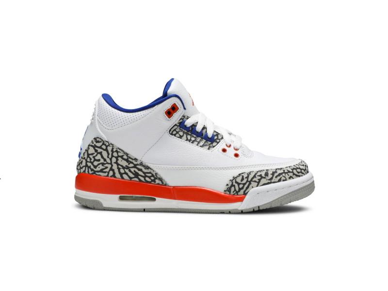 Air Jordan 3 Retro GS Knicks