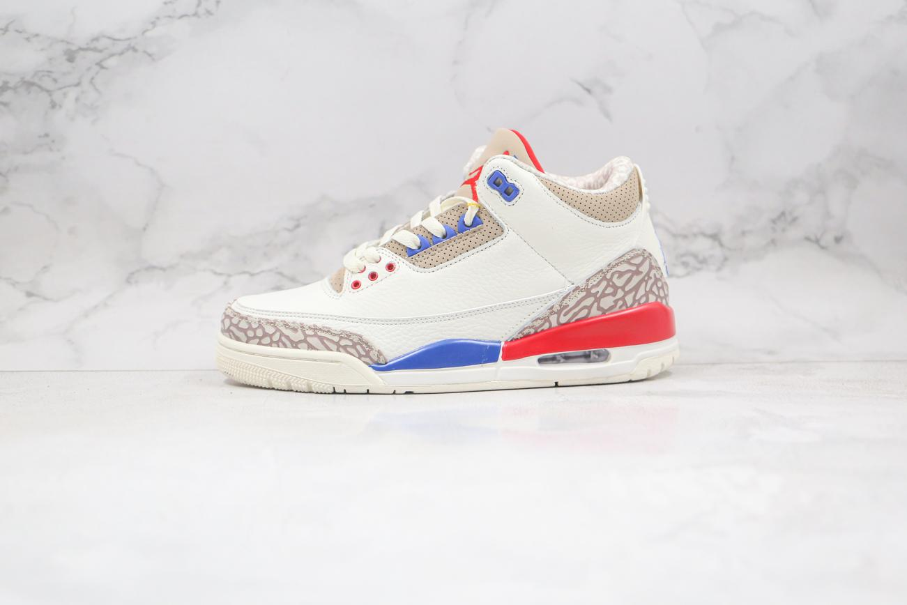 Air Jordan 3 Retro International Flight 1